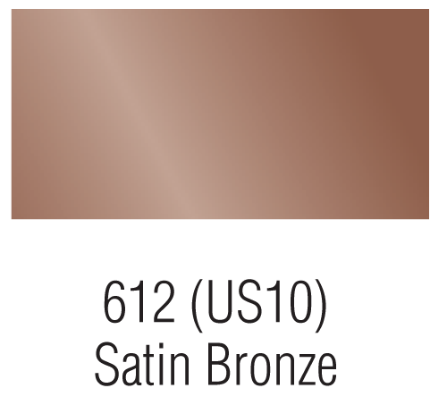 Satin Bronze - 612 (US10)
