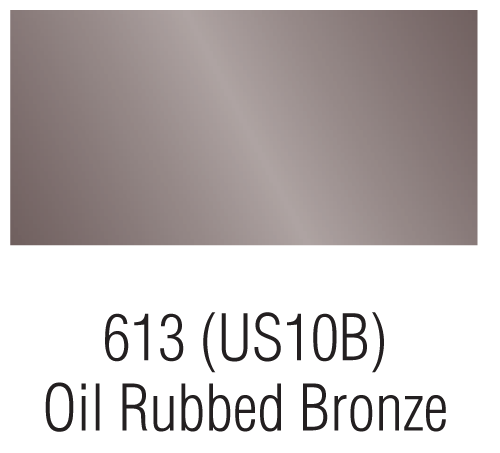 Oil Rubbed Bronze - 613 (US10B)